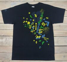 DISNEY Performing Arts 2012 Disneyland Resort Graphic Black T-Shirt Size L