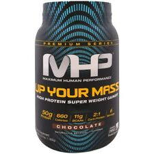 Up Your Mass Chocolate Protein By Maximum Human Performance