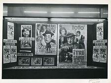FOTOGRAFIA PHOTO, VINTAGE 1954,I TRE LADRI,TOTO' ,CINEMA ARENA DEL SOLE BOLOGNA,
