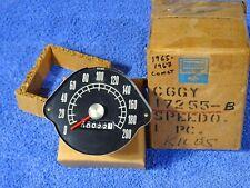 1965-1967 Mercury Comet 200 Kilometer  Dash Speedometer NOS