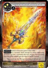 Force of Will Ragnarok, the Divine Sword of Savior - MPR-011 - R ~~~~MINT~~~~~~~