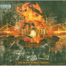 Killah Priest etc. - The Black Market Militia CD NEU