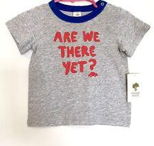 Tucker Tate Boys Grey Car T Shirt. NWT Retails $22 Price $14 Age 12 M