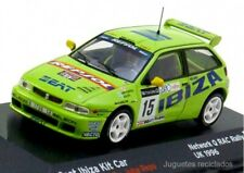 Seat Ibiza Kit Car Rovanpera RAC Rally 1:43 Ixo altaya diecast coche