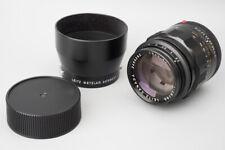 Leitz Leica Tele Elmarit 90mm f/2.8 f2.8 Manual Focus Lens, For Leica M Mount
