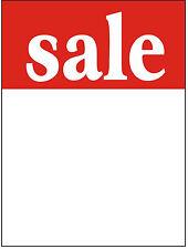 100 x 75mm x 50mm prezzo di vendita carte | etichette biglietti | | etichette senza fabbrica