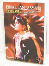 FINAL FANTASY VIII 8 Ultimania Guide PS Book DC97*