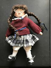 "15"" Porcelain Doll 1993 Heritage Mint Collection"