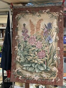 Artwork ~ Tapestry ~ Floral ~ Wall Hanging