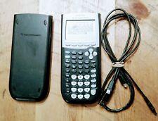 Graphing Calculator Ti-84 Plus Texas Instruments Ti84+
