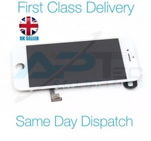 iPhone 7 Plus 5.5 LCD Touch Screen Digitiser With Camera And Adhesive - White