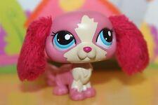 LPS Littlest Pet Shop Figur 2508 Hund King Charles / dog King Charles