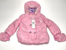 Diesel New Baby Girls 2 PIECE SNOWSUIT w/ MITTENS Sz 6m RTL: $190 00K01YK P107