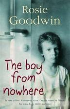 The Boy from Nowhere by Rosie Goodwin   Paperback Book   9780755342280   NEW