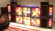 MOBILE Disco ,great condition  everything working 3 X Amps twin Vinyl Decks etc