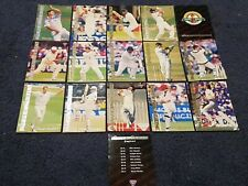 1994 Futera Cricket Super Series Trading Cards. Lot of 16. Excellent Condition.