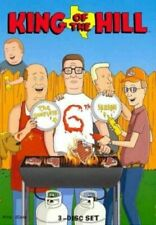 King of The Hill Complete Season Six R1 DVD Series 6