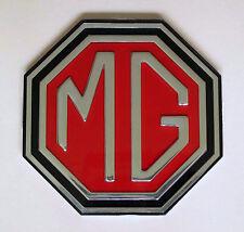 MGB Roadster & MG Midget Front British Made Grill Badge, AHA9318