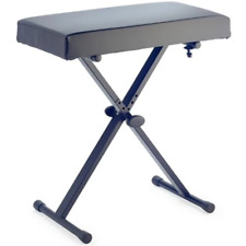 More details for stagg keb-a30 x style keyboard bench - b-stock clearance