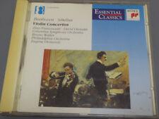EUGENE ORMANDY <  Beethoven / Sibelius - Violin Concertos  > VG++ (CD)