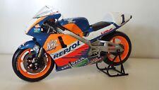 Mick Doohan. Honda NSR500. Team Repsol Honda. GP 1997.  Minichamps 1/12