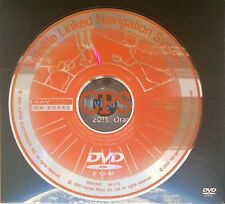 04 2005 2006 ACURA TL ORANGE CD DVD 3.5 RL TSX 4WD MDX NAVIGATION MAP DISC 3.70