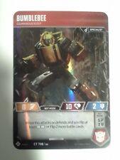 Transformers TCG Skywarp #UT T35 Uncommon Character Card