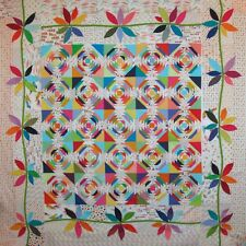 LONGARM QUILTING SERVICE-THROW SIZE WITH HOBBS 80/20 BATTING