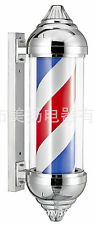 barberpole 71cm traditional style barber pole