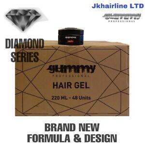 FONEX GUMMY HAIR STYLING GEL 220 ml  48 x 220 ml ( 1 box )