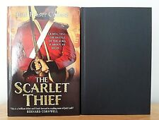 PAUL FRASER COLLARD - THE SCARLET THIEF ~ SIGNED, LINED + DATED 1ST/1ST