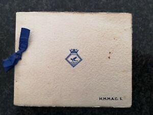 Xmas Card H.M.M.A.C. 5 - Very Slight Wear