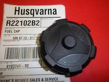 NEW HUSQVARNA FUEL CAP FITS 155 RIDER 16 RIDER 15 506673301 OEM