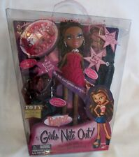New BRATZ Girls Nite Out Collection Doll - Sasha 2004