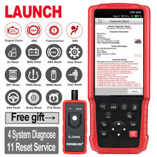 LAUNCH OBD2 Scanner CRP429C Check Engine ABS SRS Transmission Car DiagnosticTool