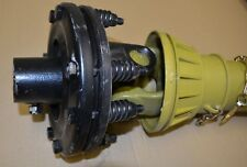 PTO Drive shaft size 60 hp fitted with Friction Clutch .