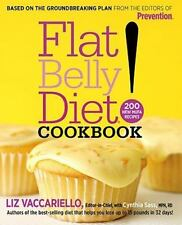 Flat Belly Diet! Cookbook: 200 New MUFA Recipes, Sass, Cynthia, Vaccariello, Liz
