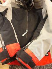 BMW Streetguard goretex motorcycle jacket