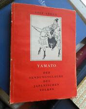 Lily Abegg: Yamato der Sendungsglaube des japanischen Volkes 1936