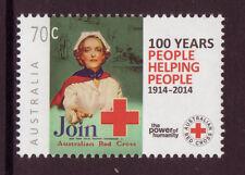 Australie 2014 Australien Croix Rouge Non montés excellent état, MNH