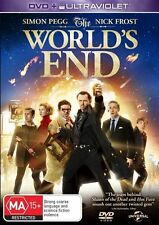 The World's End (DVD, 2013) VGC Pre-owned (D91)