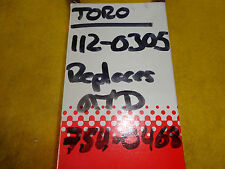 BRAND NEW ORIGINAL OEM GENUINE TORO TRANSMISSION BELT TORO # 112-0305,# 754-0468