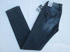 Women/Juniors Genuine Volcom Brand blue super skinny Jeans NWT... sz.0