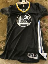 New Golden State Warriors Authentic Stephen Curry Adidas Slate Jersey 2XL