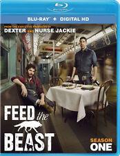 FEED THE BEAST: SEASON 1 (David Schwimmer) - BLU RAY - Region A - Sealed