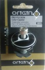 Origin8 Pro Pulsion 1-1/8-inch Black Fixie Road MTB Track Top Cap