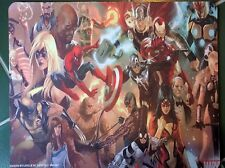 New AVENGERS  ! Marvel comics Anti slip optical COMPUTER MOUSE PAD 9 X 7inch