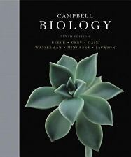 BOOK-CAMPBELL BIOLOGY-NINTH EDITION-USED