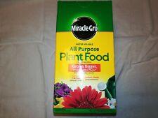 Miracle Gro 170101 All-Purpose Plant Food, 24-8-16 Formula, 4 Lb Slightly Used