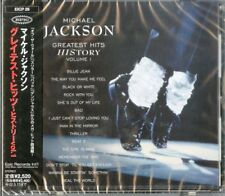 MICHAEL JACKSON-GREATEST HITS - HISTORY VOL.1-JAPAN CD F30